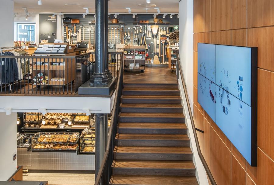 47c656e602bf21 Manufactum eröffnet erstes Warenhaus in Österreich