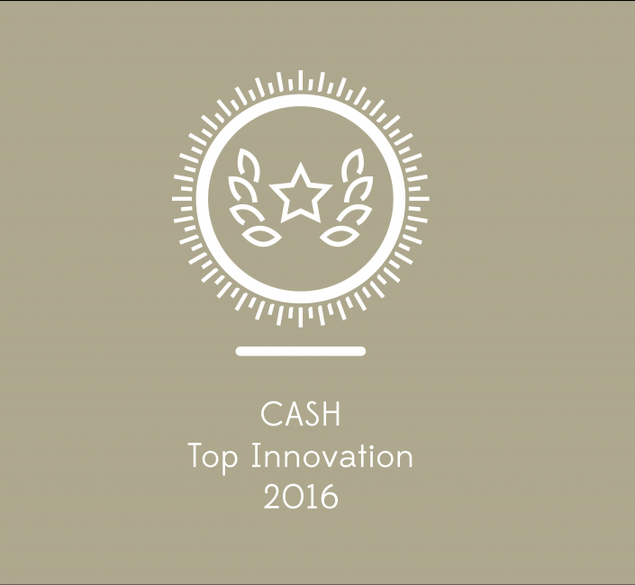 CASH Top Innovation 2016 - umdasch